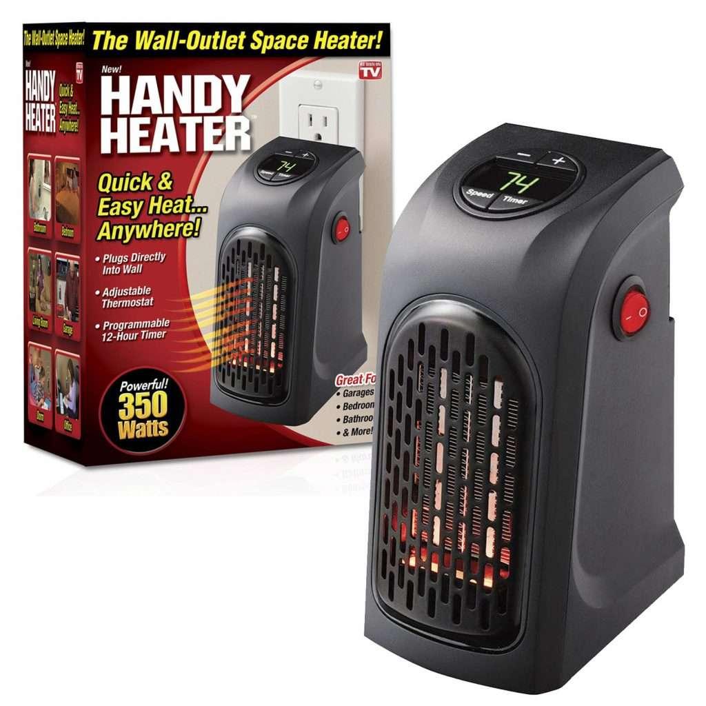 Handy Heater Review - Header
