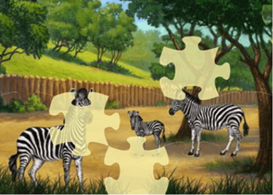 ABCmouse Review Puzzles