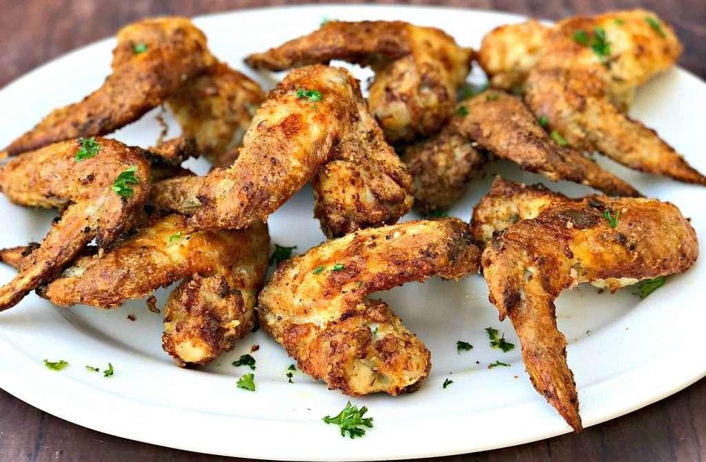 Air Fried Food