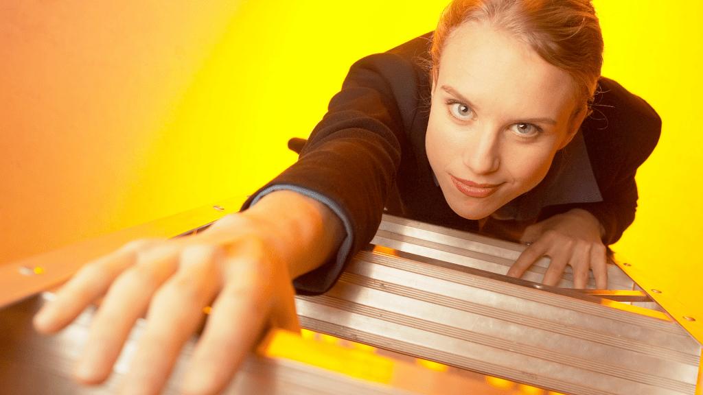Climbing ladder on fiverr