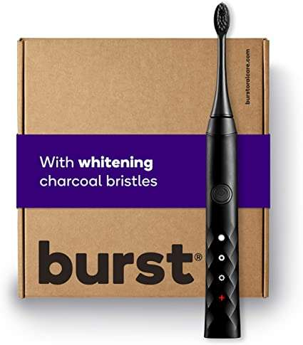BURST Toothbrush Review: