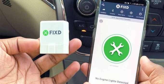 FIxd Diagnostic Scanner Review