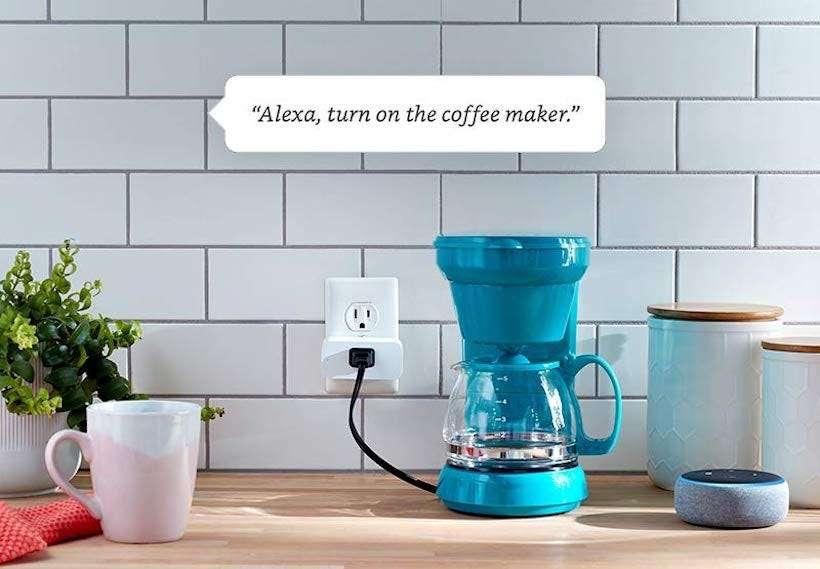 Coffee Smart Plug